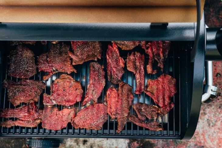 The Smoked Beef Jerky Recipe!
