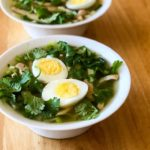 "Keto Chicken ""Ramen"" Soup Recipe #keto https://ketosummit.com/keto-chicken-ramen-soup-recipe"