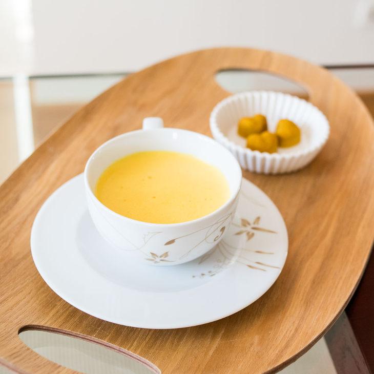 Keto Golden Almond Milk Recipe (Paleo, Vegan, Dairy-Free) #keto https://ketosummit.com/keto-golden-almond-milk-recipe