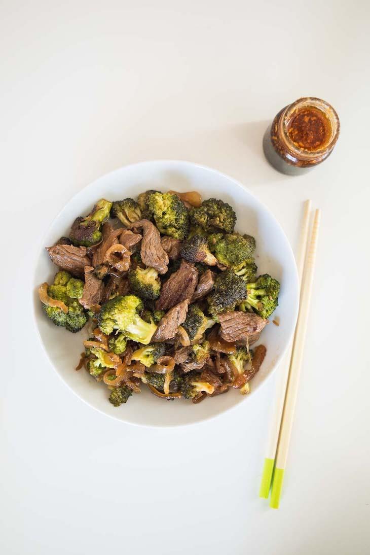 Keto Broccoli Beef Stir Fry #keto https://ketosummit.com/keto-broccoli-beef-stir-fry-recipe
