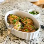 Asian Keto Crockpot Chicken Thighs #keto https://ketosummit.com/asian-keto-crockpot-chicken-thighs