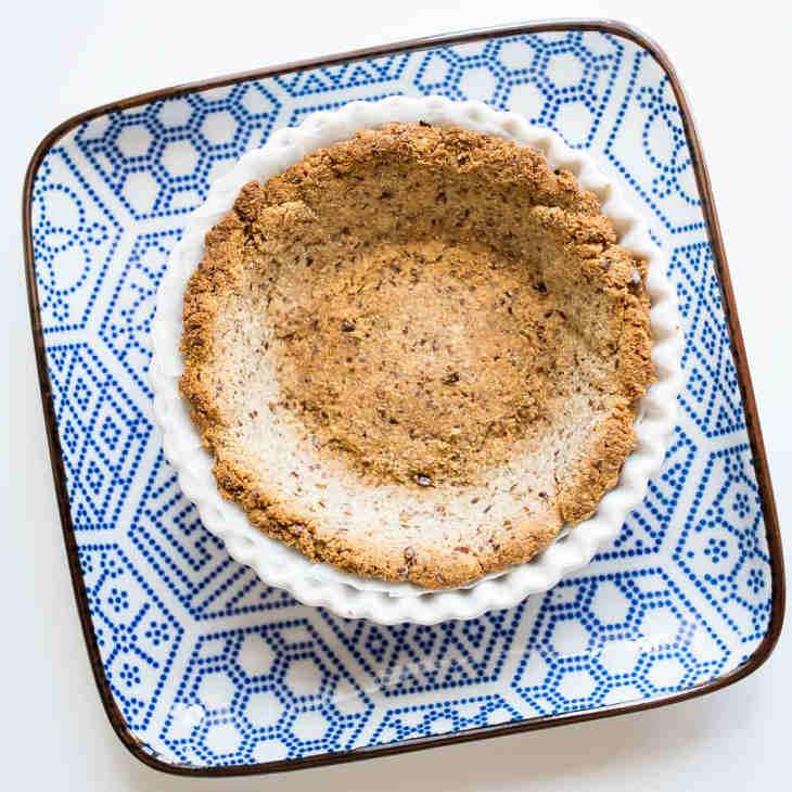 Keto Pie Crust Recipe #keto https://ketosummit.com/keto-pie-crust-recipe