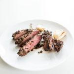 Keto Steak au Poivre #keto https://ketosummit.com/keto-steak-au-poivre