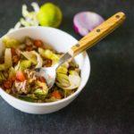 Keto Taco Stir-fry #keto https://ketosummit.com/keto-taco-stir-fry