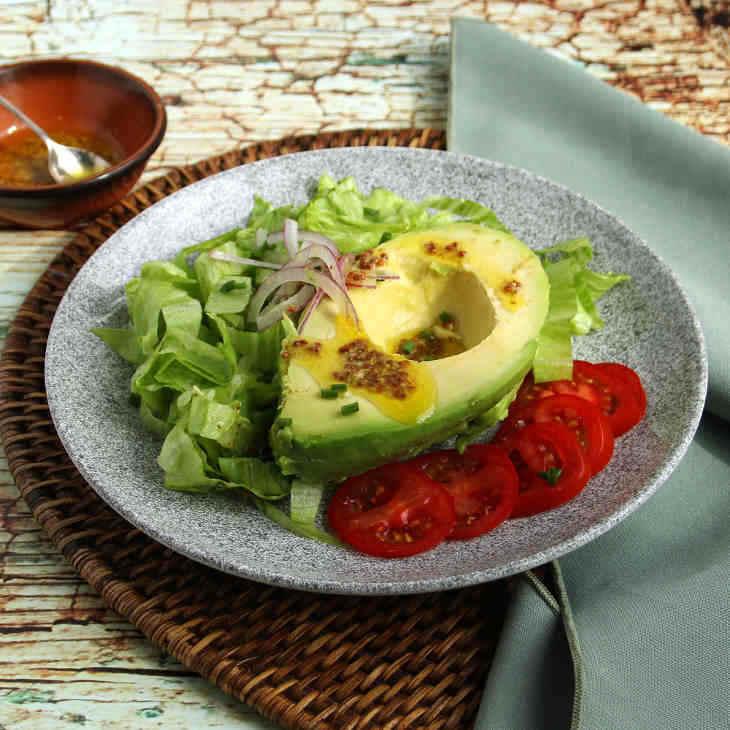 Keto Avocado Salad