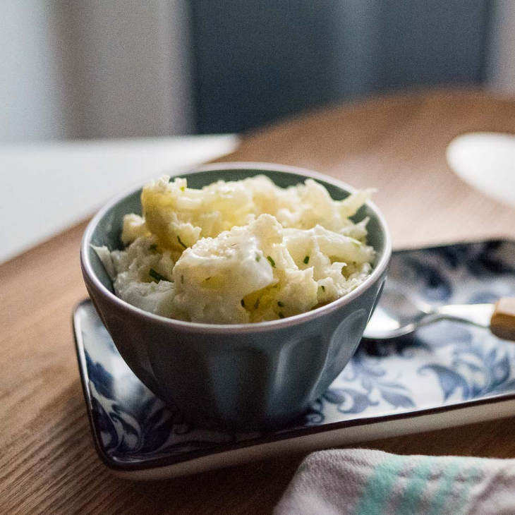 Keto Cauliflower Notato Salad