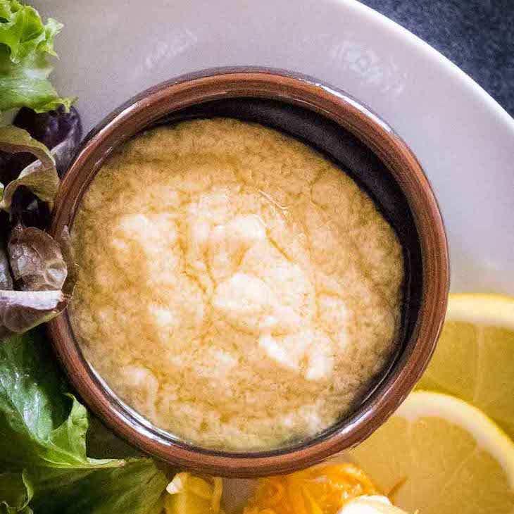 Keto Coconut Dijon Sauce
