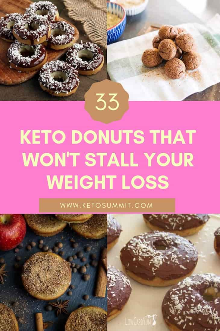 33 Keto Donuts That Won't Stall Your Weight Loss https://ketosummit.com/keto-donut-recipes