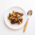 Keto Slow Cooked Beef Casserole #keto https://ketosummit.com/keto-slow-cooked-beef-casserole