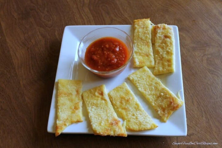 Perfect Low Carb Marinara Sauce