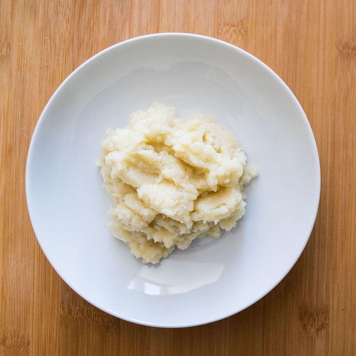 Keto Mustard Celeriac Mash