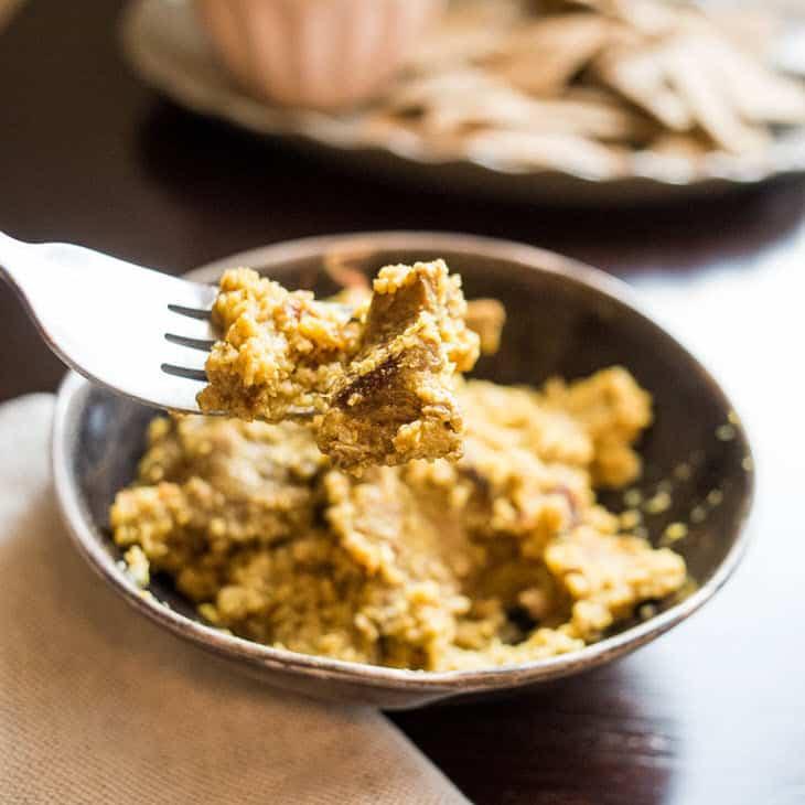 Keto Cauliflower Beef Curry [Dairy-Free] #keto https://ketosummit.com/keto-cauliflower-beef-curry