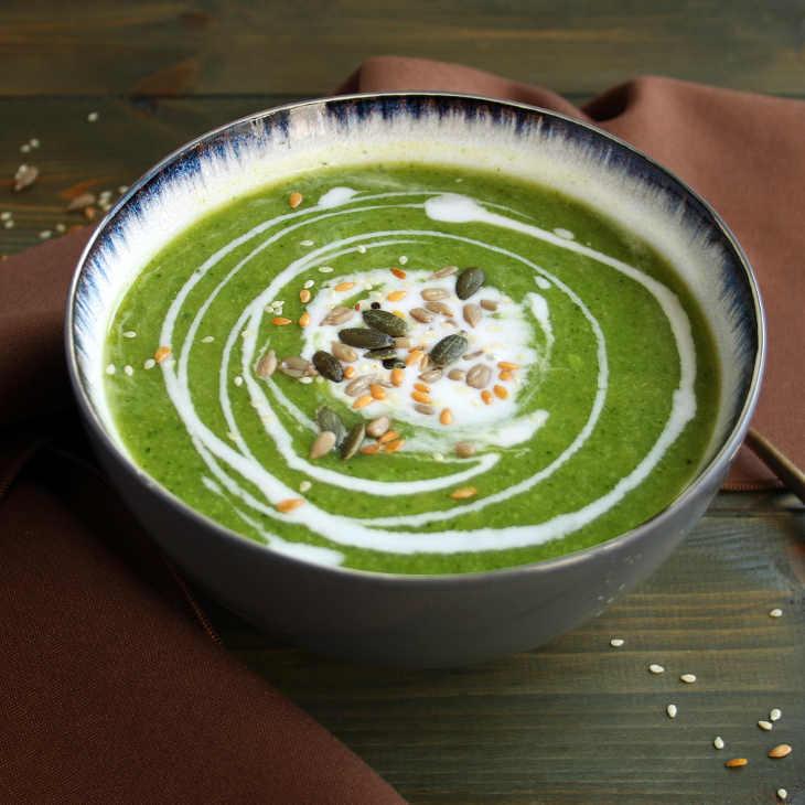 Paleo Broccoli Soup