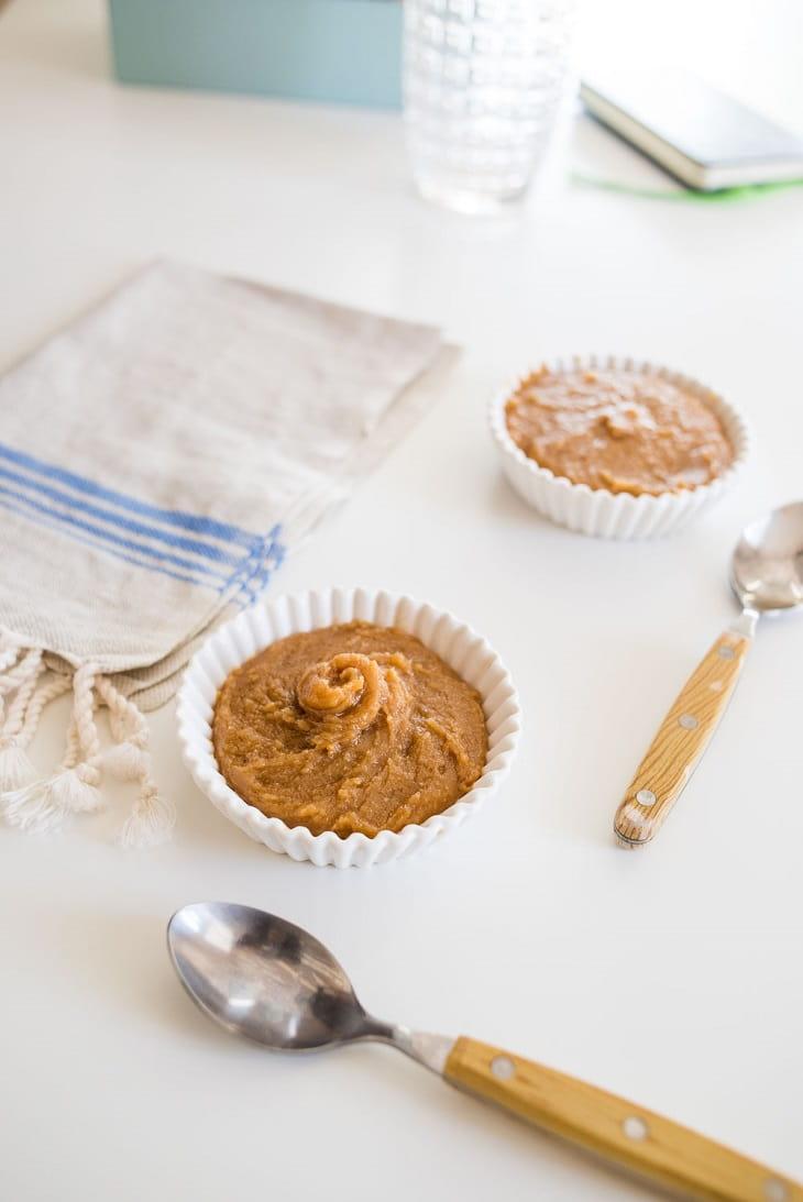 Keto Almond Butter Cookie Dough #keto #recipe https://ketosummit.com/wp-content/uploads/2019/01/Keto-Almond-Butter-Cookie-Dough
