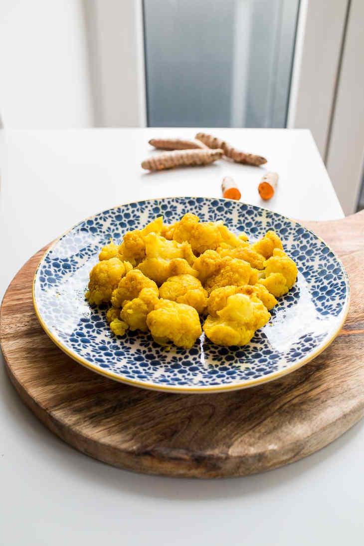 Keto Roasted Turmeric Cauliflower #keto https://ketosummit.com/keto-roasted-turmeric-cauliflower