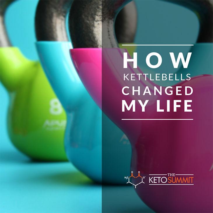 How Kettlebells Changed My Life - Lisa Bailey - Keto Summit Show