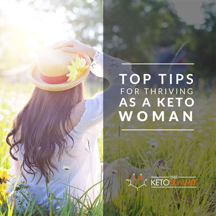 Top Tips for Thriving As a Keto Woman - Daisy Brackenhall - Keto Summit Show