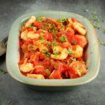 Keto Sausage and Shrimp Gumbo Recipe #keto https://ketosummit.com/keto-sausage-shrimp-gumbo-recipe