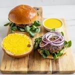 Keto Umami Burger Recipe - Square