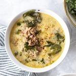 Keto Zuppa Toscana Soup-square