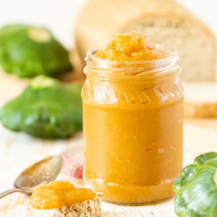 Keto Sugar-Free Apple Butter Recipe #keto #recipe https://ketosummit.com/keto-sugar-free-apple-butter-recipe